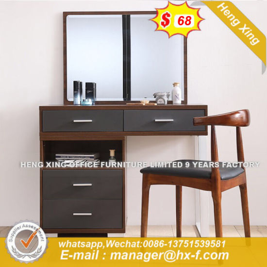 Melamine 3 Drawer Dresser for Bedroom Furniture Sets (HX-8ND9764) pictures & photos