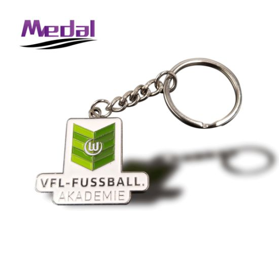 Bundesliga Team Logo Enamelled Keychain pictures & photos