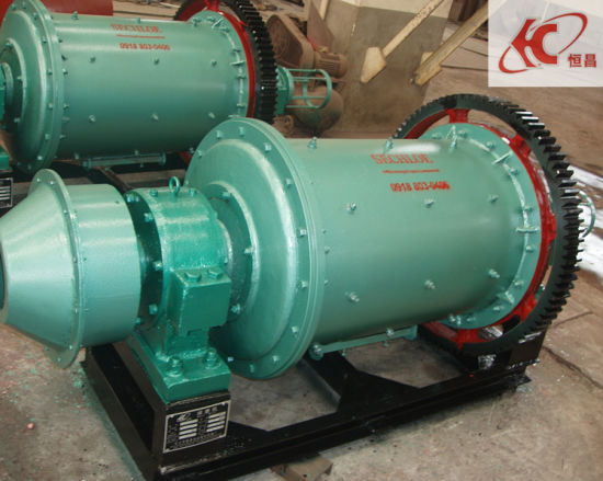 Good Price Small Mini Ball Mill Machine pictures & photos