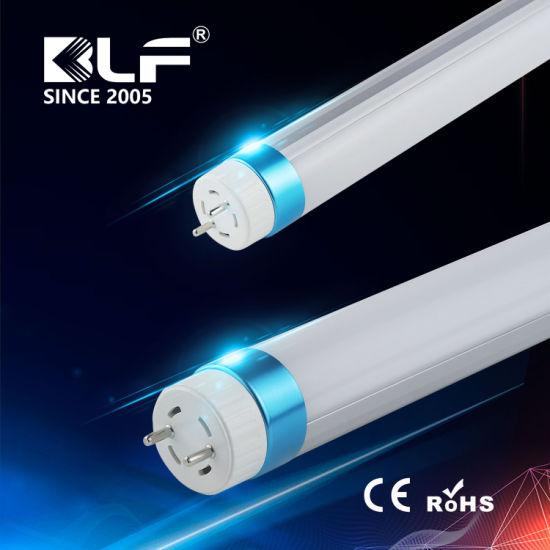 China Factory 50%Aluminum+PC Cover 9W 18W 25W LED Tube
