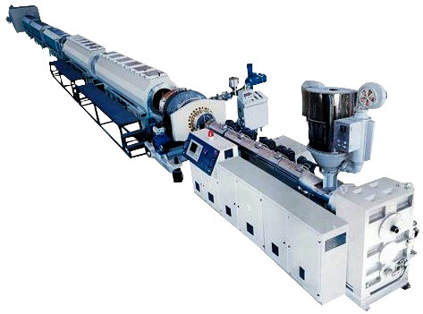 China Plastic PVC|HDPE|PE|PP|PPR|CPVC/LDPE Electricity Conduit Tube/ Water Sewage Pipe/ Door Board/Fence/PS Foaming Profile/Sheet Extrusion Production Line