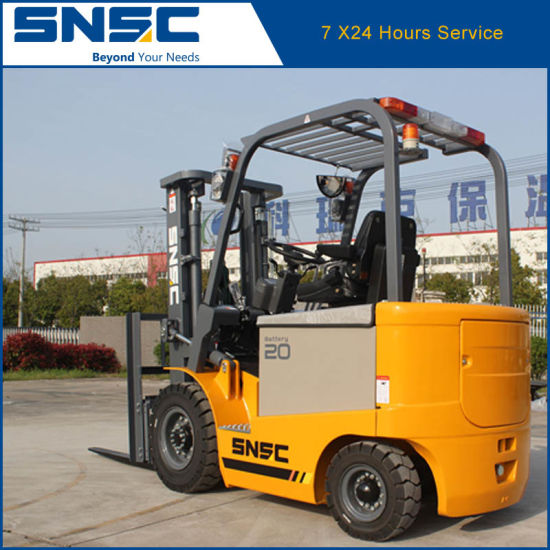 2 Ton Full Electric Forklift with AC Motor