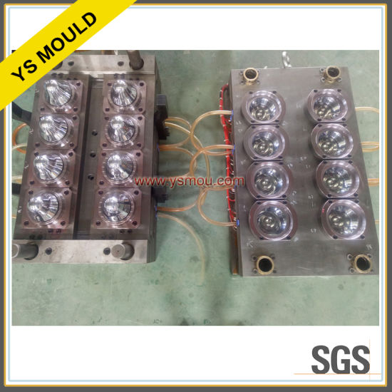 Diameter 110mm Weight 70g Small Gate Itself-Locking Wide Mouth Pet Preform Mould pictures & photos