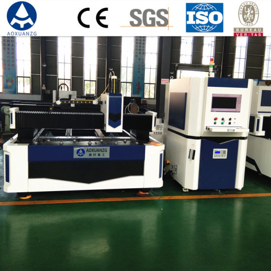 1000W/2000W/3000W/4000W High Precision Stainless Stainless Steel/Aluminum/Carbon Steel Fiber Laser Cutting Machine for Sale