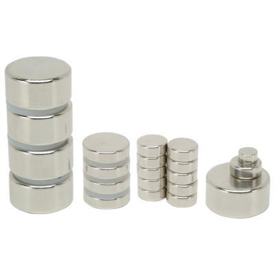 NdFeB Magnet Disk or Rod with Nickel Plating
