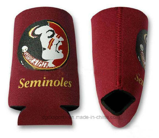Cooler Manufacturer Custom Logo Printed Neoprene Stubby Holder pictures & photos