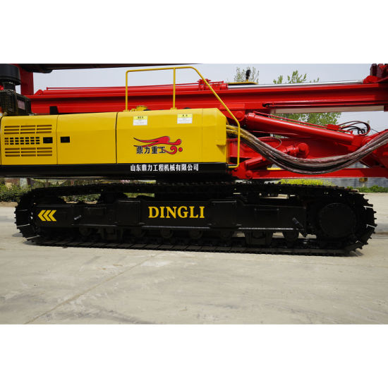 China Oil Well Drilling Rigs Specifications Ds-30 - China