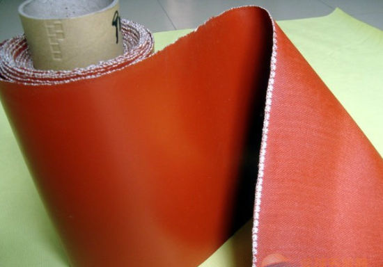 Silicone Coated Fiberglass Fabric Insulative pictures & photos
