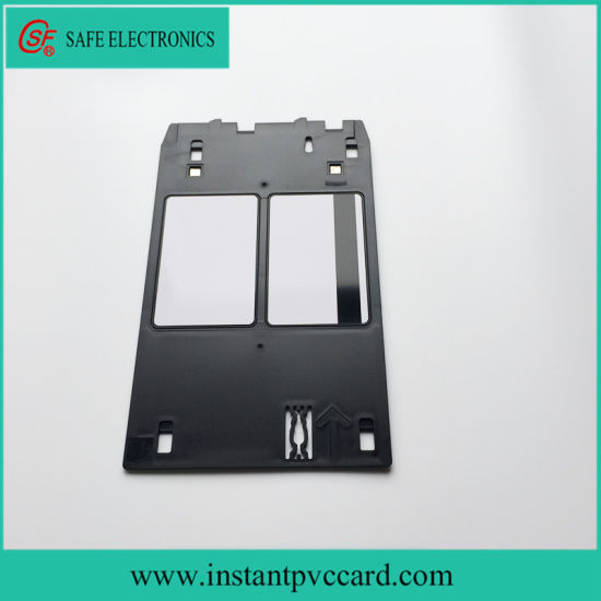 PVC ID Card Tray for Canon Mg5550 Inkjet Printer