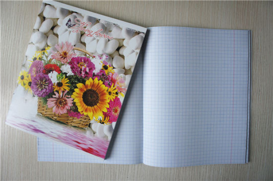 Wholesale Market School Supplies Composition Book Custom Notebook pictures & photos