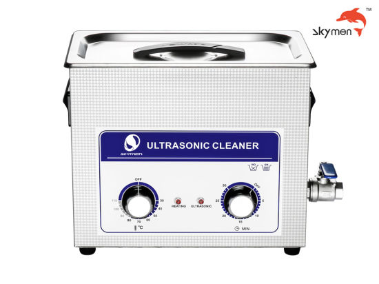 6.5L Lab Ultrasonic Cleaner Mechanical Heater and Timer Control