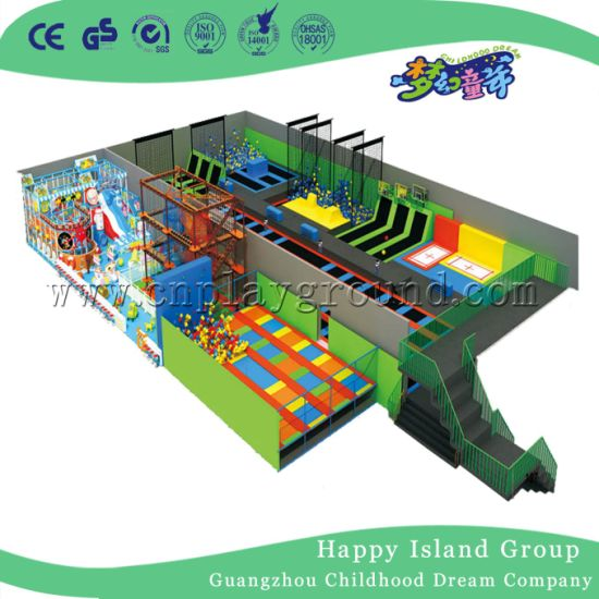Large Trampoline Park with Form Pool 24 Hours on Line 15989279205