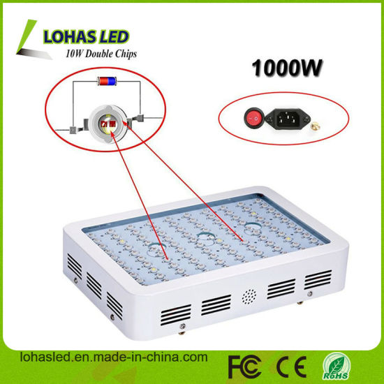 Full Spectrum LED Grow Light 300W 600W 900W 1000W Hanging Spiders Lamps for Greenhouse LED Grow Light pictures & photos