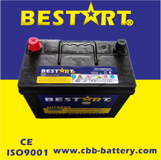 Bci 51r CCA480 SMF Car Battery for America Market pictures & photos