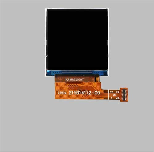 1.54′′ IPS TFT LCD Screen with Spi Interface pictures & photos