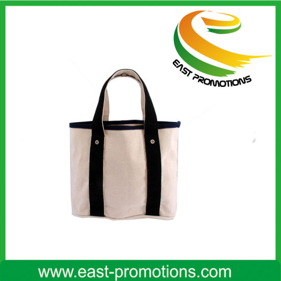 Customized Promotional Recycle Shopping Tote Cotton Bag pictures & photos
