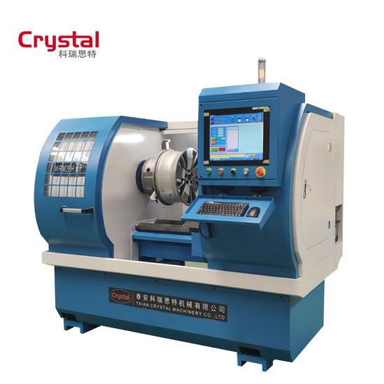 Rim Repair CNC Machine Diamond Cutting Alloy Machine