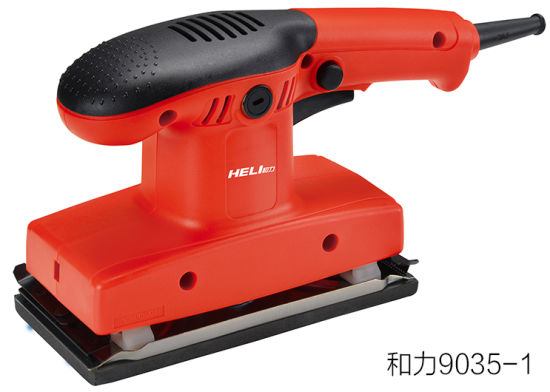 350W Professional Electric Sander (9035-1) pictures & photos