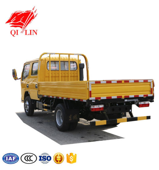 Euro 3 Standard 4*2 Drive Form Payload 1-10ton Lorry Truck
