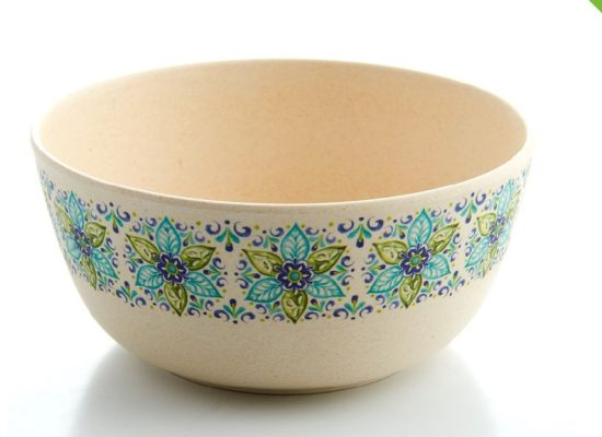 SGS Approved Eco Bamboo Fiber Kitchenwareware Bowl (YK-B3003) pictures & photos