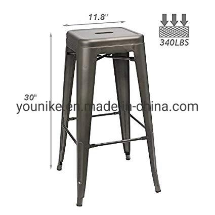30 Indoor And Outdoor Bar Stools Vintage Tolix Chair Metal