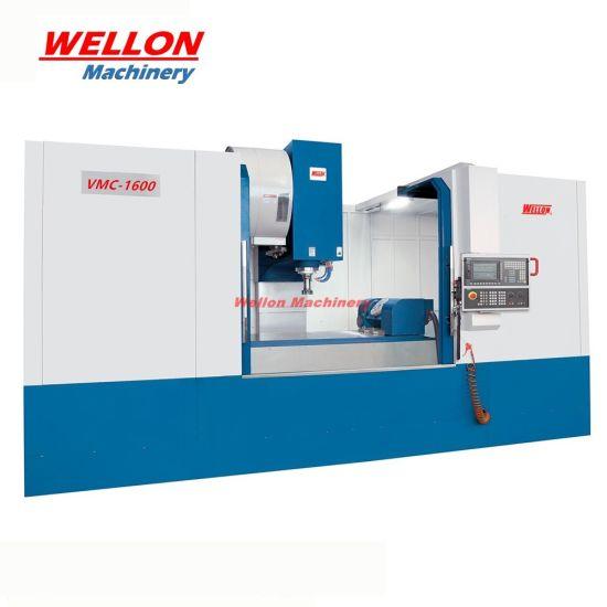 CNC Vertical Machine Center Vmc1600 Milling Machine Center