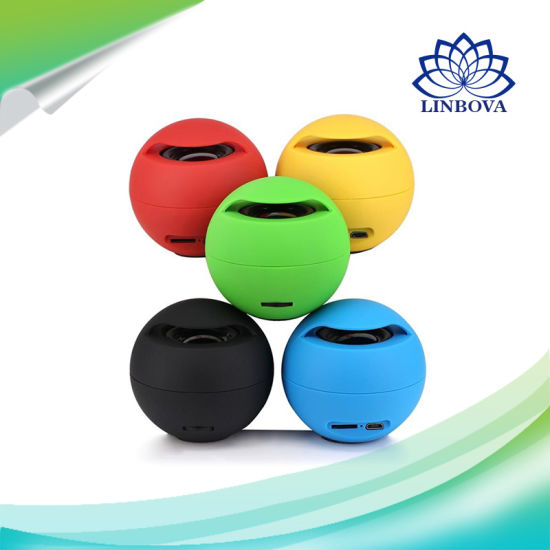 B020 Mini Basketball Loudspeaker pictures & photos