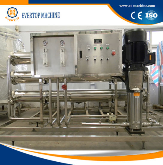 Ce Certificated Reverse Osmosis Water Purifying System pictures & photos
