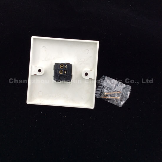 ABS Material High Quality 1 Gang 1way or 2way Switch (WS611) pictures & photos