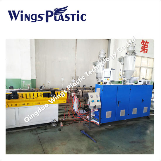New Stype HDPE|PP Double Wall Corrugated Pipe Making Machine