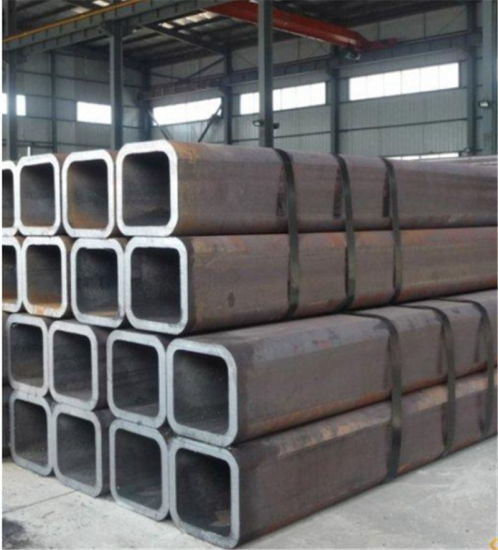 Mild Steel Black Square Steel & Rectangular Steel Pipe