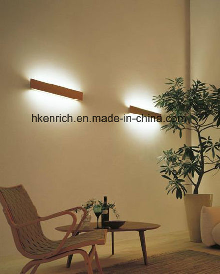 Free Dots Aluminum LED Double Side Light Linear Wall Light pictures & photos
