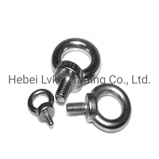 Fastener Screw Eye Nut Stainless Steel pictures & photos