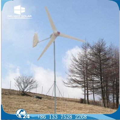 off-Grid 12V/24V Pmg Permanent Magnet Alternator Ce/RoHS Wind Generator Power