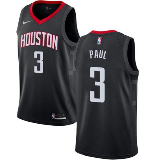 China Houston Rockets 3 Chris Paul Home