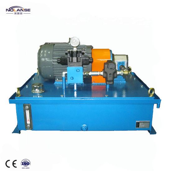 China Professional Electric Hydraulic Power Unit Manufacturer