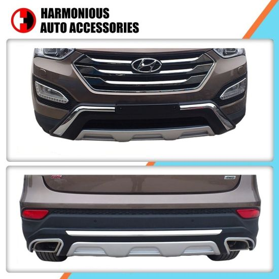 FOR Audi Q3 Sline 2012-2015 REAR BUMPER PROTECTOR GUARD SILL PLATE STAINLESS