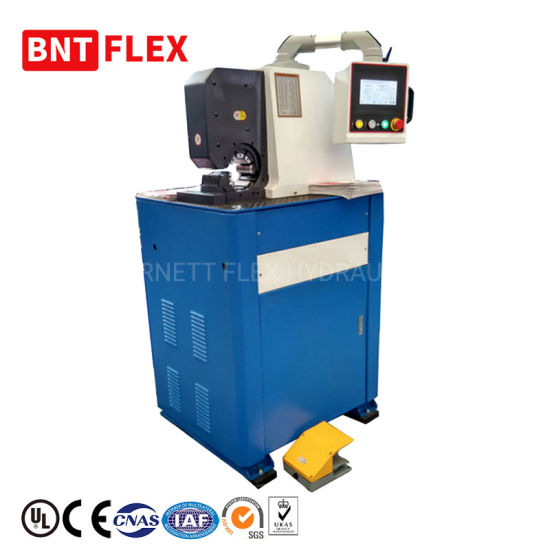 Good Price High Pressing Hydraulic Rubber Hose Crimping Machine