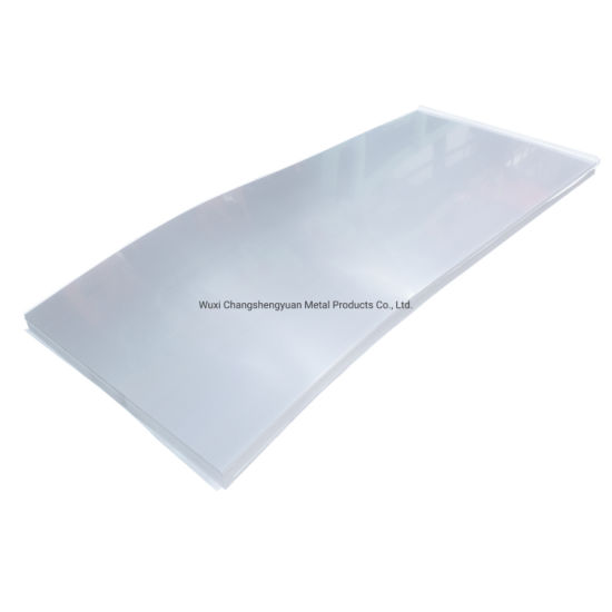 24 Gauge Cold Rolled 304 321 Stainless Steel Plate