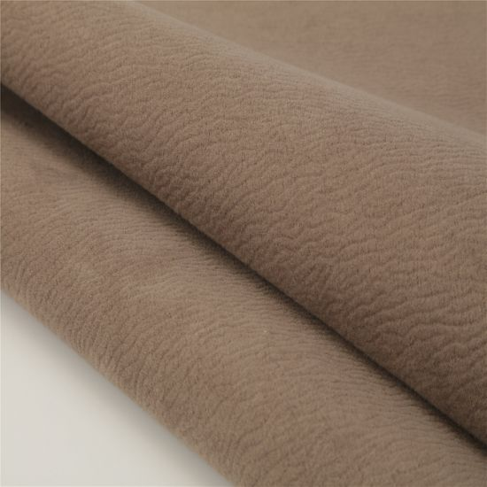 Multicolor Upholstery Suede Artificial /Synthetic PU/PVC Leather -Candid