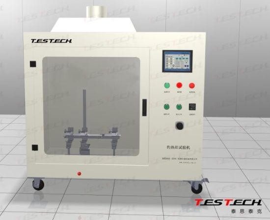 Glow Wire Test Machine, IEC60695-2-10 (FTech- IEC60695-2-10) pictures & photos
