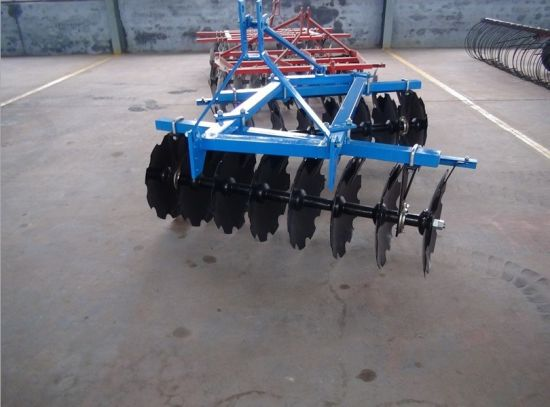 1bqx Series Tractor Mounted Light Harrow Disc Made in China