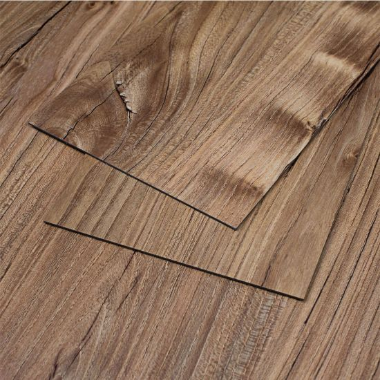 Parquet Surface Treatment And Pvc Material Vinyl Flooring 4 Meters Width