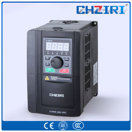 Chziri Frequency Inverter/Converter/Frequency Regulator/ Transducer- Zvf300 30kw pictures & photos
