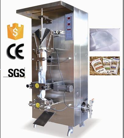 Ah-Zf1000 Filling Machine for Liquid Sachet for Small Business