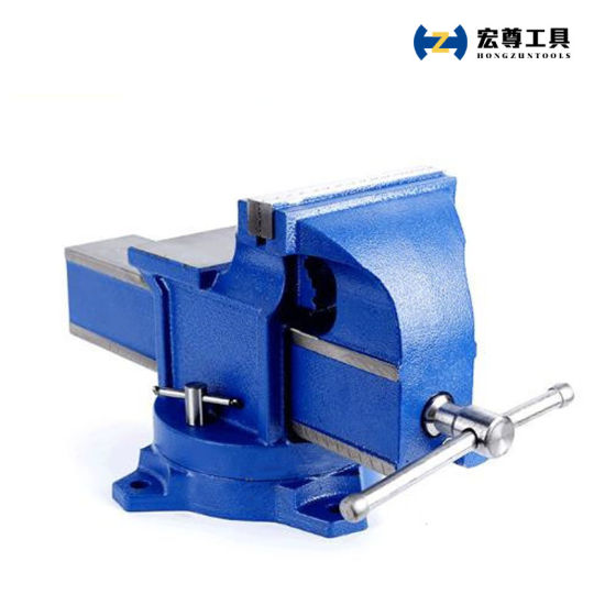 5 Inch Quick Release Heavy Duty Clamp with Anvil pictures & photos