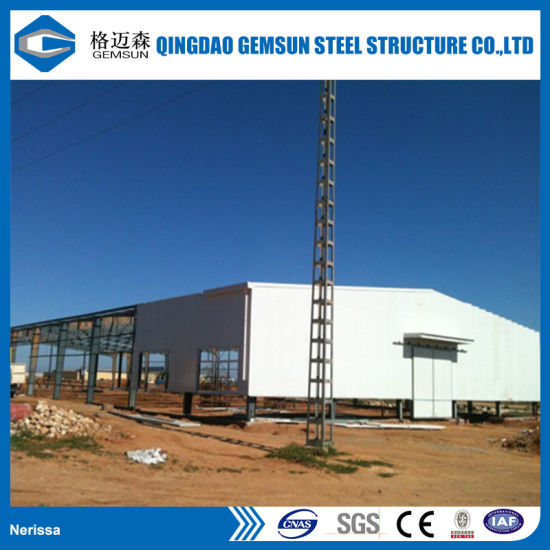 China Hot Dipped Galvanized Light Steel Structure Building pictures & photos