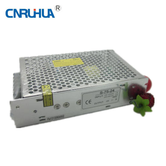 High Accuracy Output Switching Power Supply S-75 pictures & photos