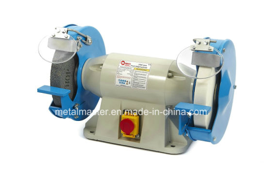 Astonishing China 250Mm Top Bench Grinder For Workshop China Grinder Squirreltailoven Fun Painted Chair Ideas Images Squirreltailovenorg