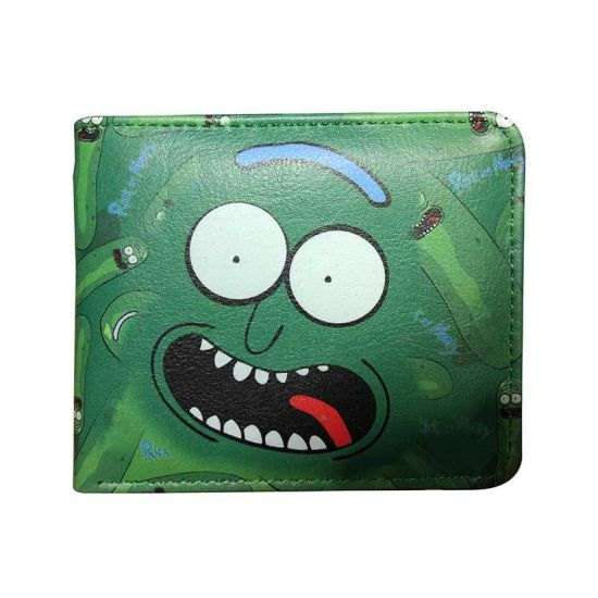 Rick and Morty Cartoon Purse Anime Wallet